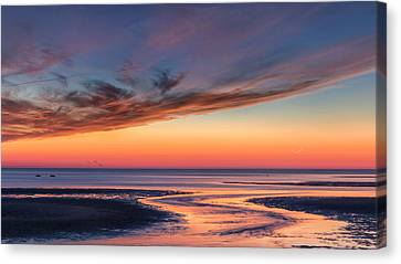 Another Day Canvas Print by Bill Wakeley