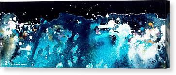Antares Omega Canvas Print by Lee Pantas