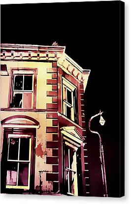 Anyone Home? Canvas Print by Tom Gowanlock