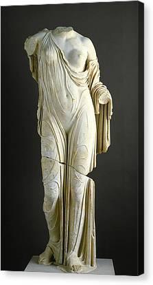 Aphrodite Canvas Print by Roman School