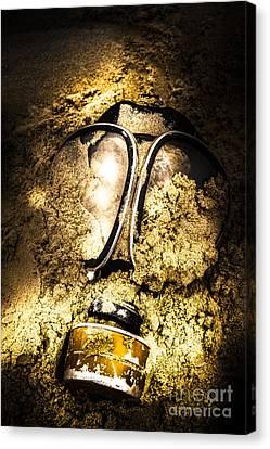 Apocalyptic Terror Canvas Print by Jorgo Photography - Wall Art Gallery