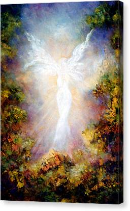 Apparition II Canvas Print by Marina Petro