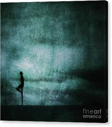 Approaching Dark Canvas Print by Andrew Paranavitana