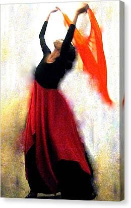 Arise And Shine Canvas Print by Linda Harris-Iorio