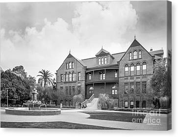 Arizona State University Old Main Canvas Print by University Icons