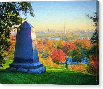 Arlington  Canvas Print by JC Findley