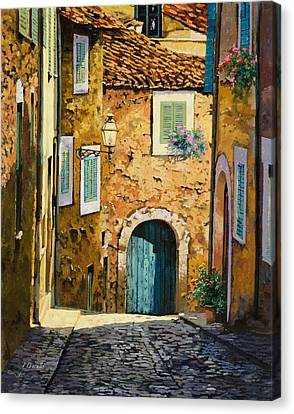 Arta-mallorca Canvas Print by Guido Borelli