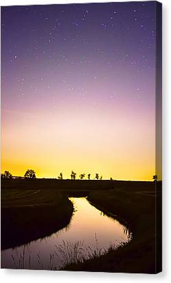 As Nighttime Falls Canvas Print by James BO Insogna