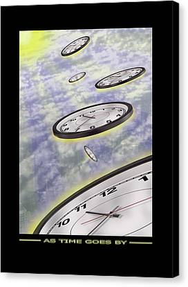 As Time Goes By Canvas Print by Mike McGlothlen