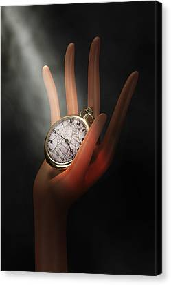As Time Goes By Canvas Print by Tom Mc Nemar