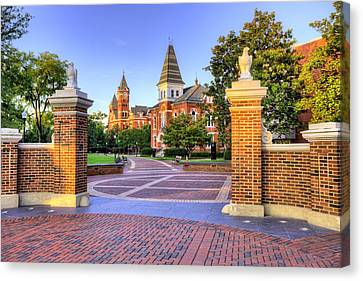 Auburn University Mornings Canvas Print by JC Findley