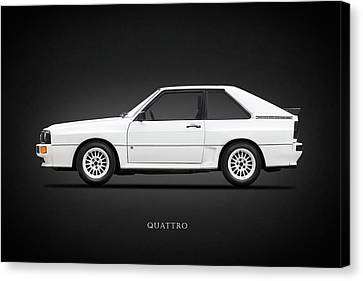 Audi Quattro 1985 Canvas Print by Mark Rogan