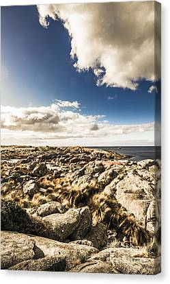 Australian Travel Holiday Background Canvas Print by Jorgo Photography - Wall Art Gallery