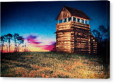 Autumn Fall Colors 11 Ap Canvas Print by Dan Carmichael