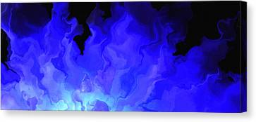 Awake My Soul - Abstract Art Canvas Print by Jaison Cianelli