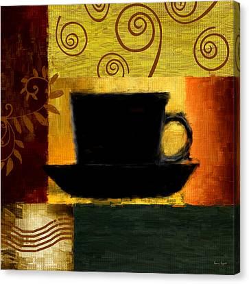 Awakening Canvas Print by Lourry Legarde