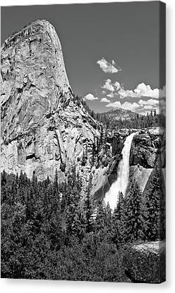 Awesome! Canvas Print by George Imrie Photography