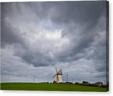 Ballycopeland Windmill, Built Circa Canvas Print by Panoramic Images