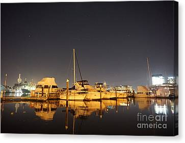 Baltimore, Md Canvas Print by Kathryn Jinae