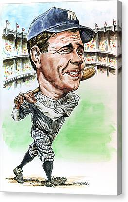 Bambino Canvas Print by Tom Hedderich