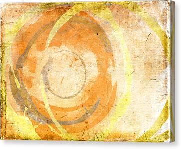 Banana Cake Canvas Print by Julie Niemela