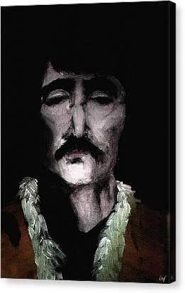 Beatle John Canvas Print by Nicholas Ely