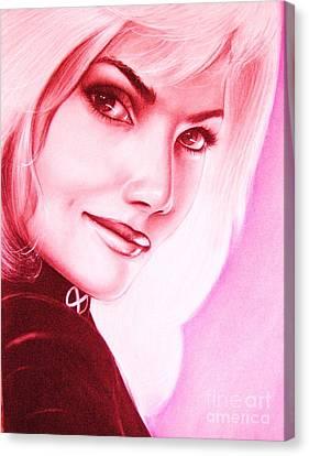 Beauty Canvas Print by Anastasis  Anastasi