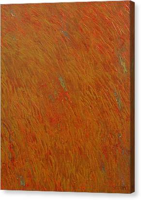 Being Swayed Canvas Print by Jacob Stempky