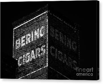 Bering Cigar Factory Canvas Print by David Lee Thompson