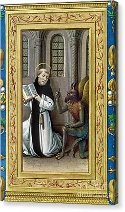 Bernard De Clairvaux Canvas Print by Granger