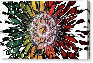 Big Bang Canvas Print by Stefan Kuhn