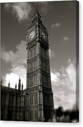 Big Ben Canvas Print by John Colley