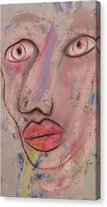 Big Eyes Canvas Print by Robert Daniels