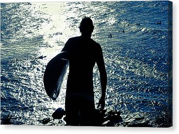 Big Kahuna Canvas Print by Christi Kraft