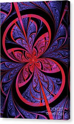 Bipolar Canvas Print by John Edwards
