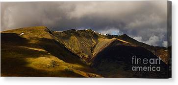 Blencathra Canvas Print by John Collier