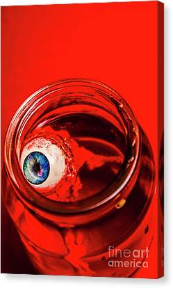Blind Fear Canvas Print by Jorgo Photography - Wall Art Gallery