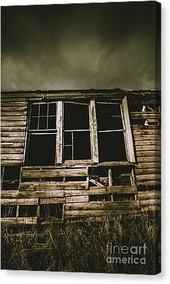 Blown Away Canvas Print by Jorgo Photography - Wall Art Gallery