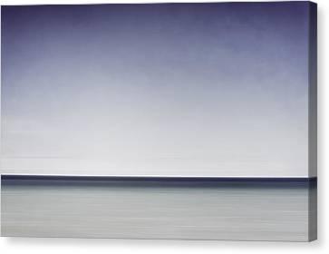 Blue Horizon Canvas Print by Scott Norris
