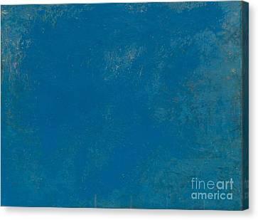 Blue No1 Canvas Print by Radu Gavrila
