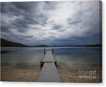 Blue Rhapsody Canvas Print by Idaho Scenic Images Linda Lantzy