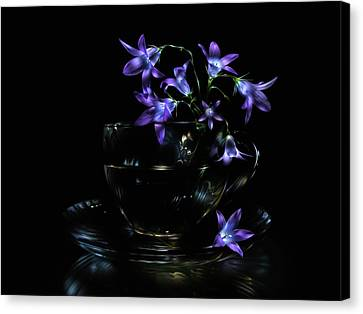 Bluebells Canvas Print by Alexey Kljatov