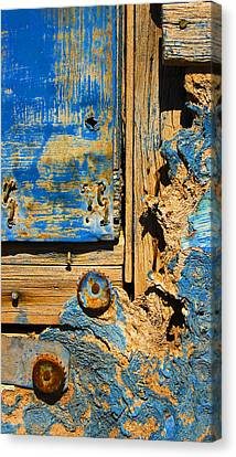 Blues Dues Canvas Print by Skip Hunt