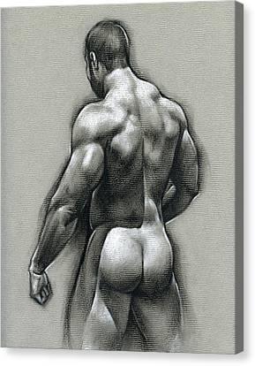 Bob Canvas Print by Chris  Lopez