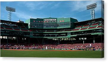 Boston's Gem Canvas Print by Paul Mangold