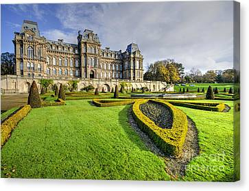 Bowes Museum Canvas Print by Stephen Smith