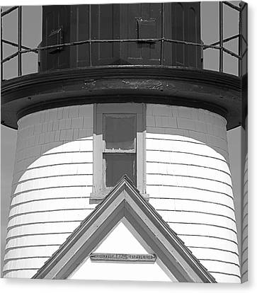Brant Point Lighthouse Nantucket Canvas Print by Charles Harden