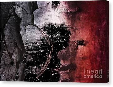 Break Through Canvas Print by Az Jackson