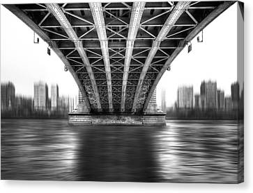 Bridge To Another World Canvas Print by Em-photographies