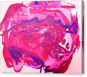 Broken Heart Transplant Canvas Print by Bruce Combs - REACH BEYOND
